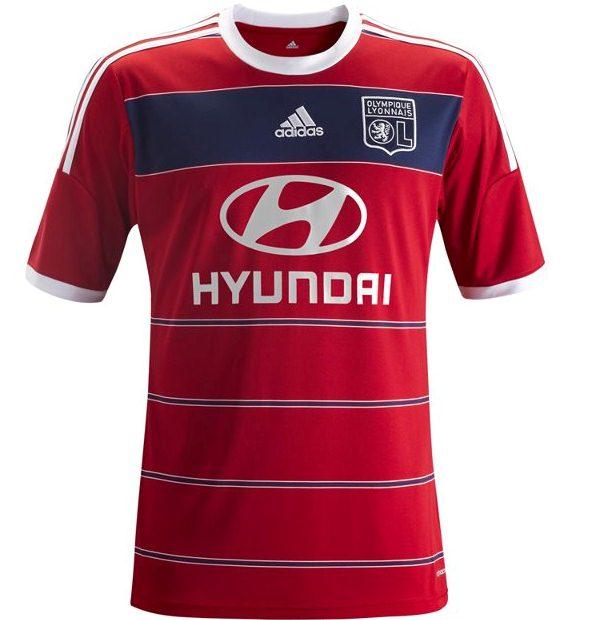 Red Lyon Jersey 2014