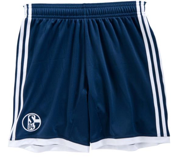 Schalke Away Kit Shorts 2013