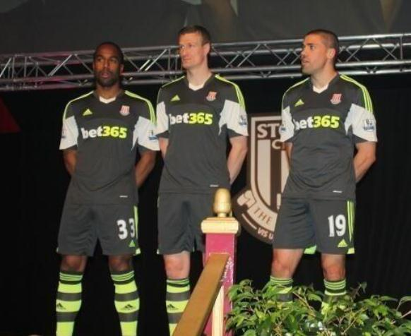 Stoke City Away Shirt 2013 2014
