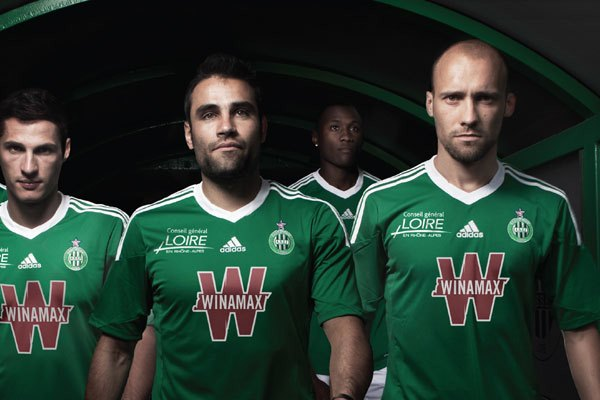 AS St Etienne Kit 13 14