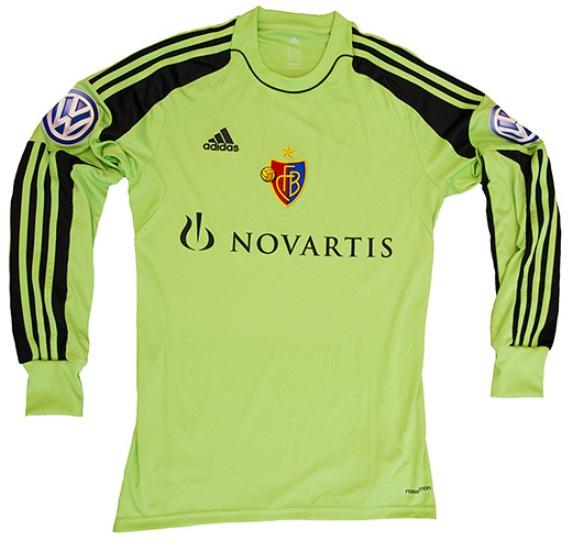 Basel Goalkeeper Jersey