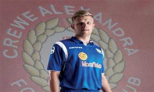 Blue Crewe Alex Shirt 2013