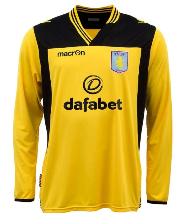 Home Goalkeeper Shirt 2013
