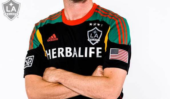 La Galaxy New Third Shirt 2014