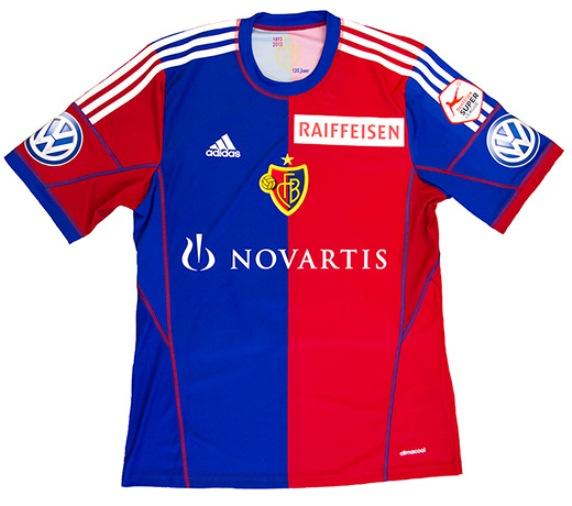 New Basel Kit 2013 14
