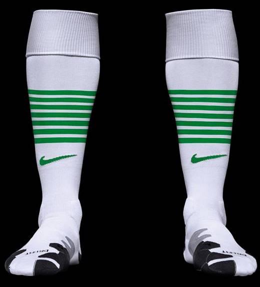 New Celtic Socks 2014