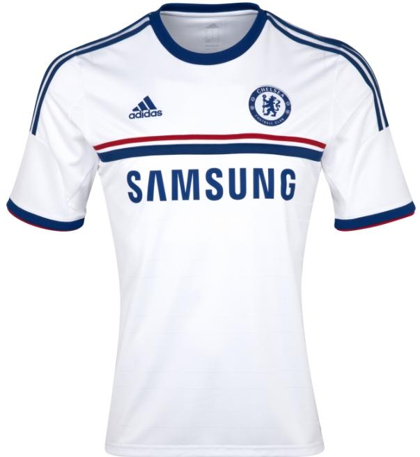 New Chelsea Away Kit 2013 14