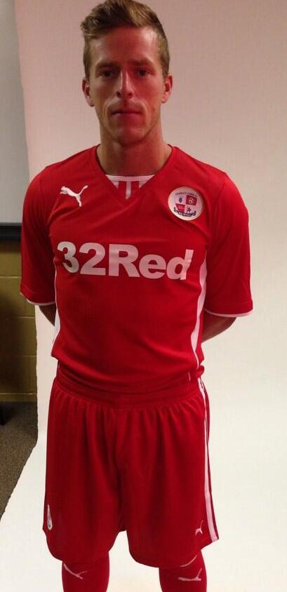 New Crawley Town Home Kit 13 14