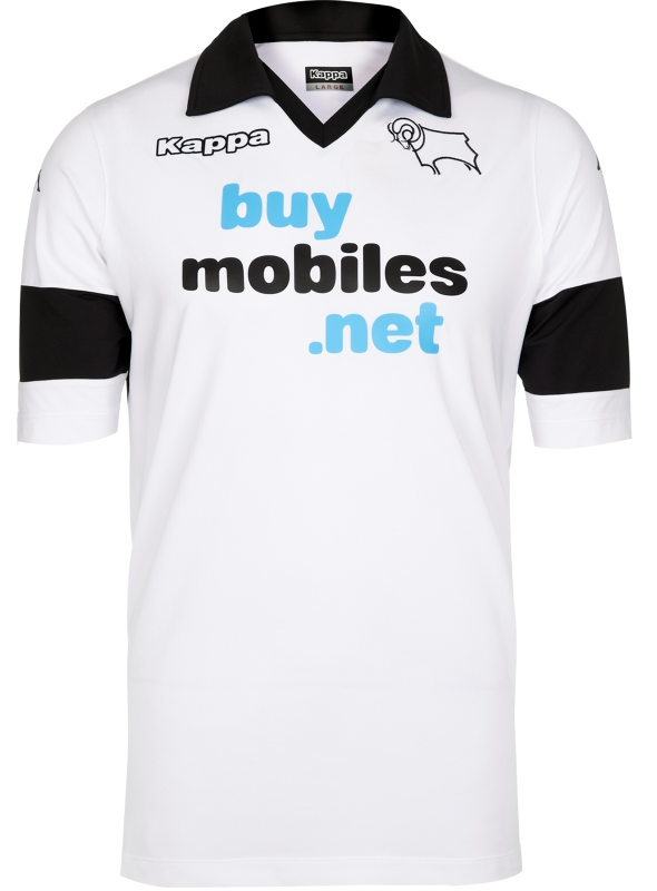New Derby County Home Kit 13 13