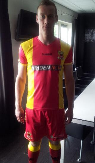 New Go Ahead Eagles Thuisshirt