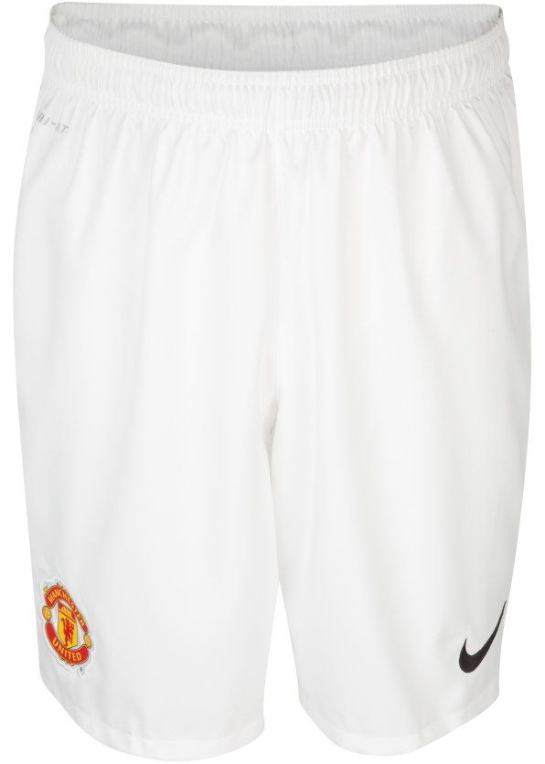 New Manchester United Football Shorts 2014
