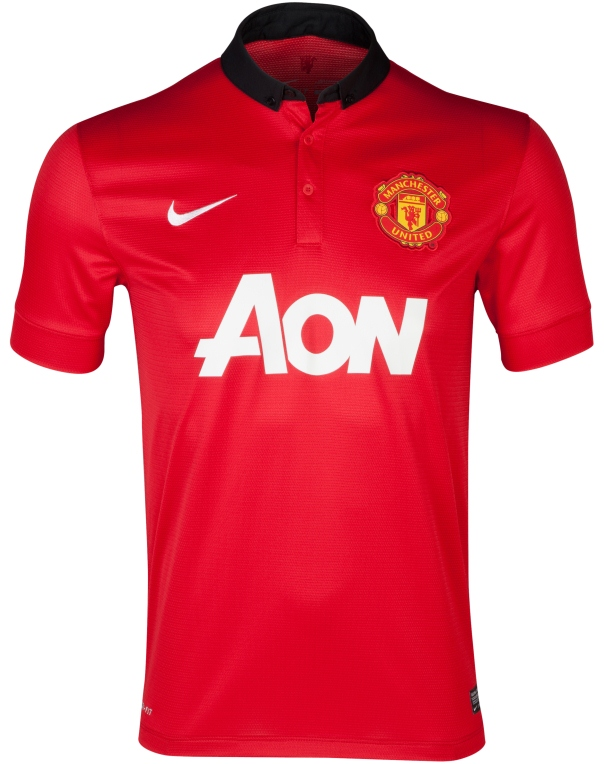 manchester united shirt deal