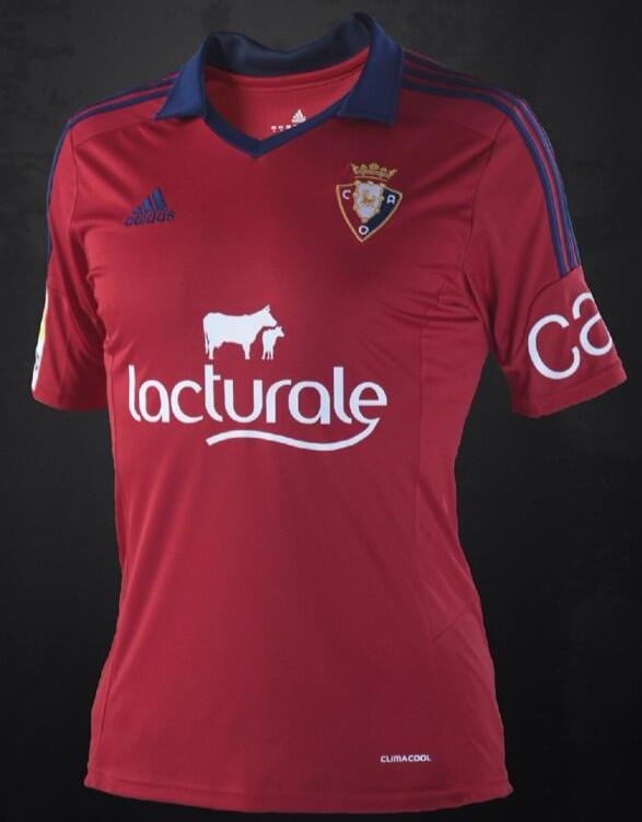 New Osasuna Kit 13 14