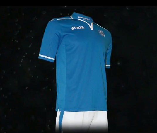 New St.Johnstone Kit 13 14