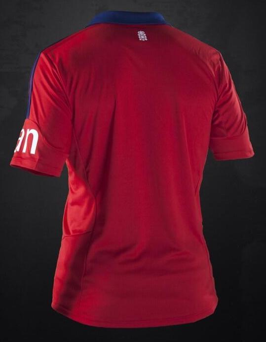 Osasuna Soccer Jersey