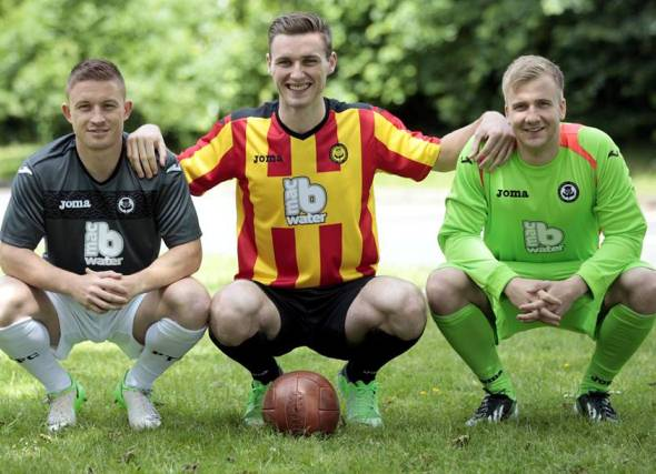 Partick Thistle Joma Shirt 2013 2014