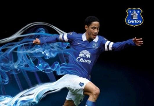 Pienaar Everton Jersey 2013