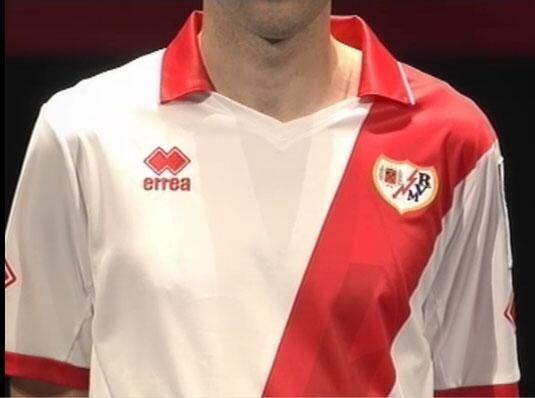 Rayo Camiseta 2013