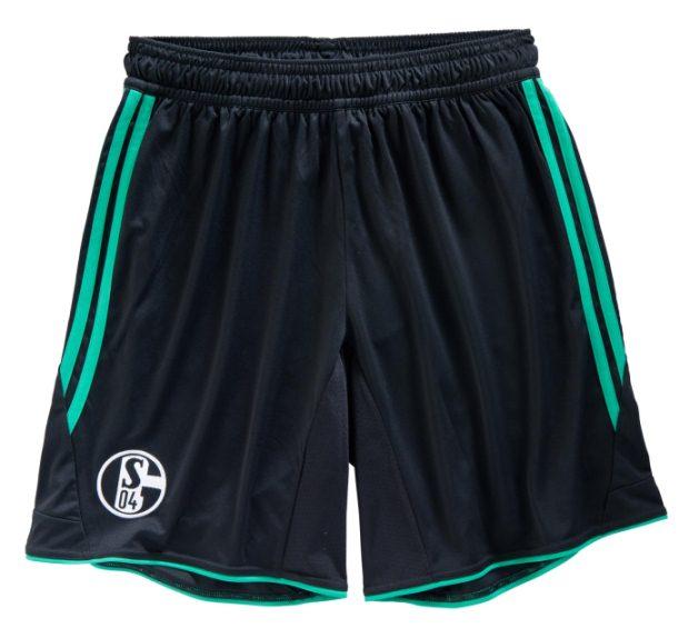 Schalke Third Shorts 2013