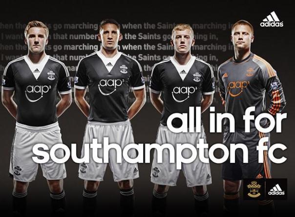 Southampton Away Kit 2013 14