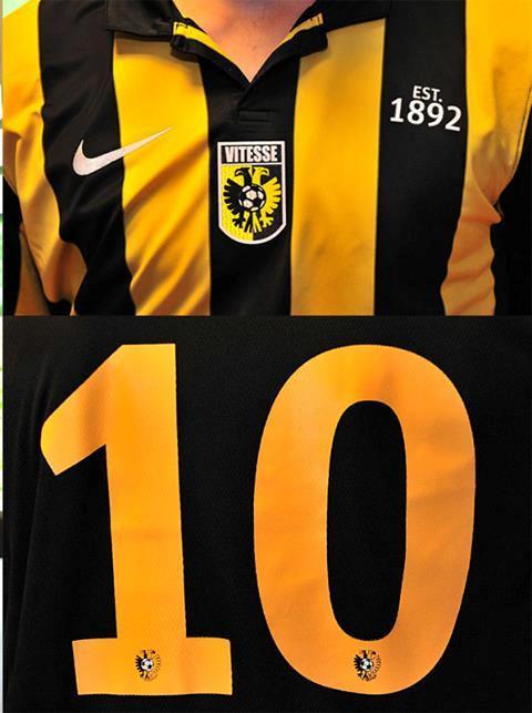 Vitesse Arnhem Shirt 2013 2014