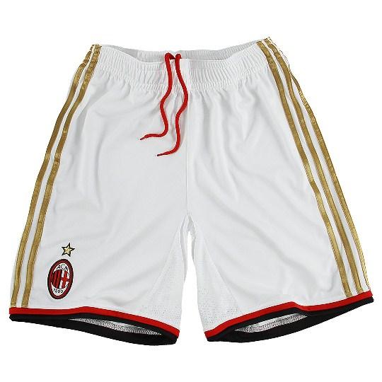 AC Milan Home Shorts