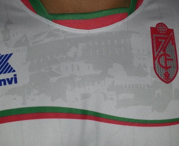 Alhambra Granada Football Shirt 2013