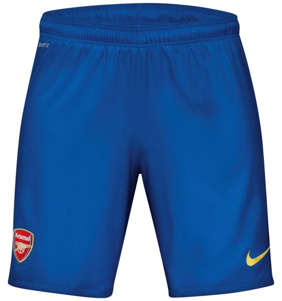 Arsenal Away Shorts 2013 2014