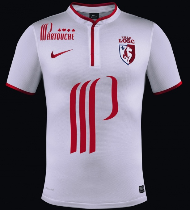Away LOSC Shirt 2013 14
