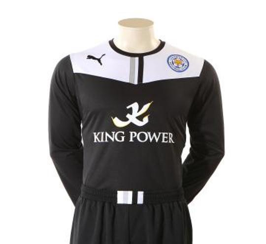 Black LCFC GK Shirt 2013 14