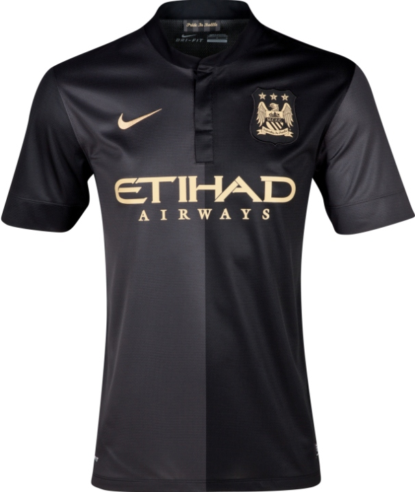 Manchester City Jersey 2014