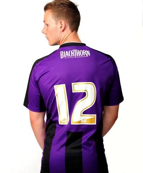 Blackthorn Bristol Rovers Sponsor 2013