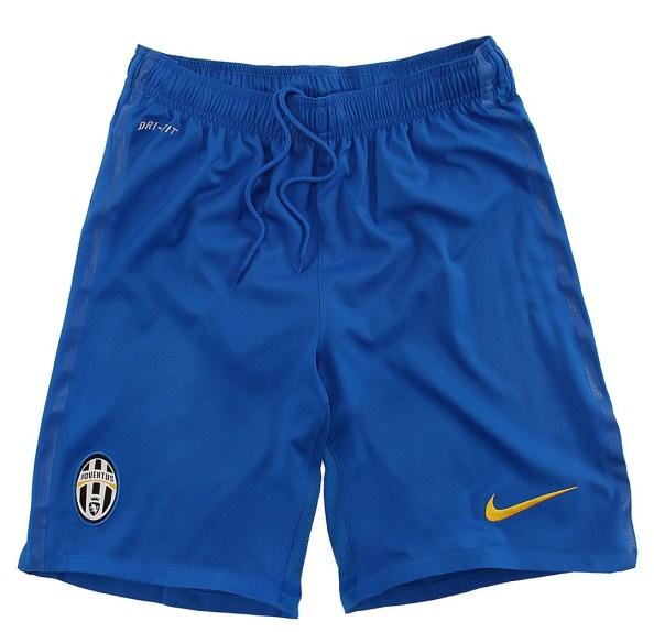 Blue Juve Shorts 2013 14