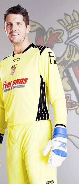 Boro FC Stevenage Kit