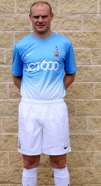 Bradford City Away Kit 13 14