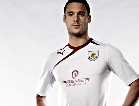 Burnley Away Shirt 2013 14