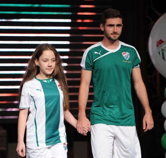 Bursaspor Shirt 2013 2014