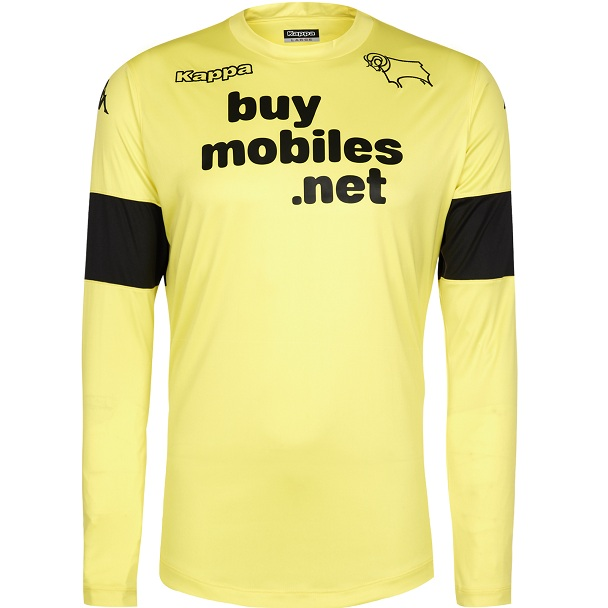 DCFC Away Goalkeeper Kit 2013 14