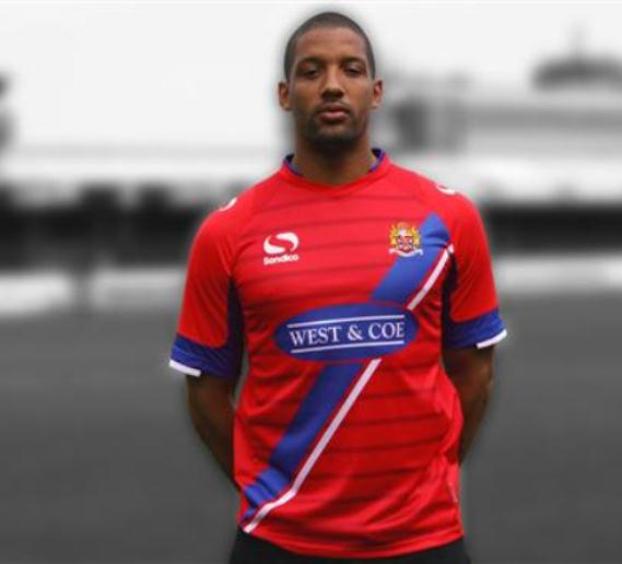 Dag and Red Home Shirt 2013 14