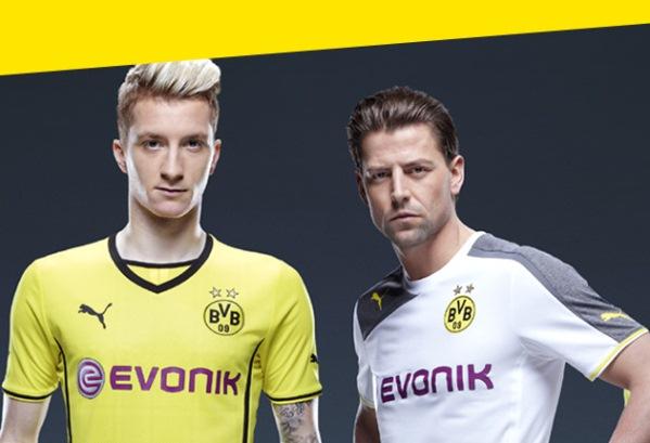 Dortmund Third Jersey 2013 2014