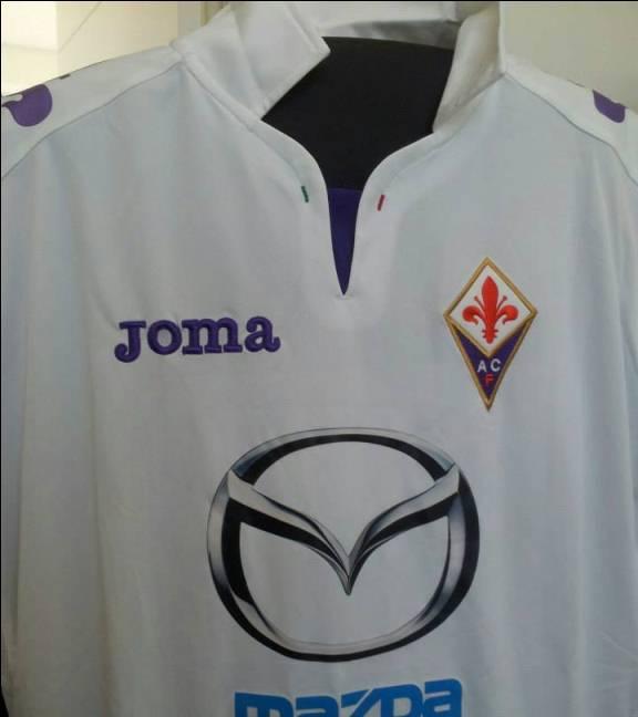 Fiorentina Away Jersey 2013 2014