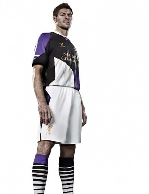 Gerrard Liverpool 3rd Kit