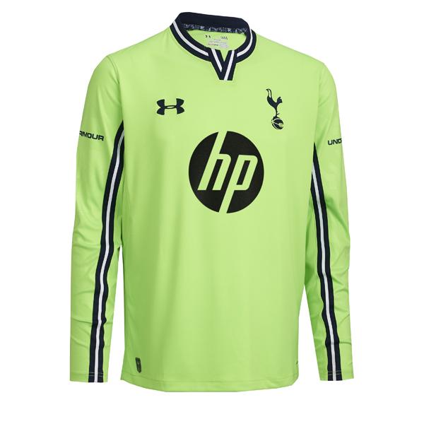 Green Spurs Away GK Kit 2013 2014