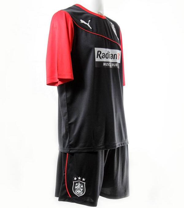 HTAFC Away Kit 2013 14