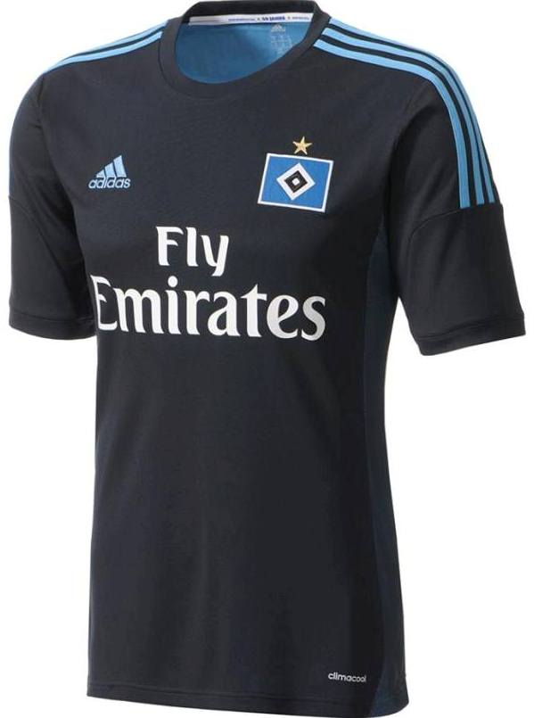 Hamburg Away Jersey 2013 2014