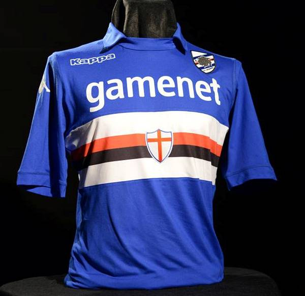 Kappa Samp Home Kit 13 14