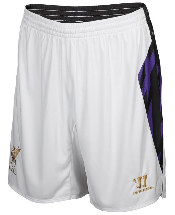 Liverpool 3rd Shorts 2013 14
