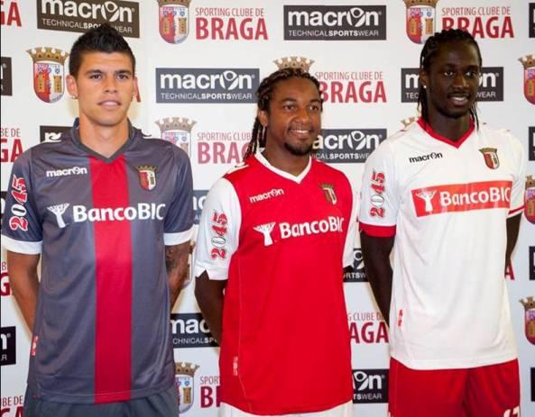 Macron SC Braga Kit