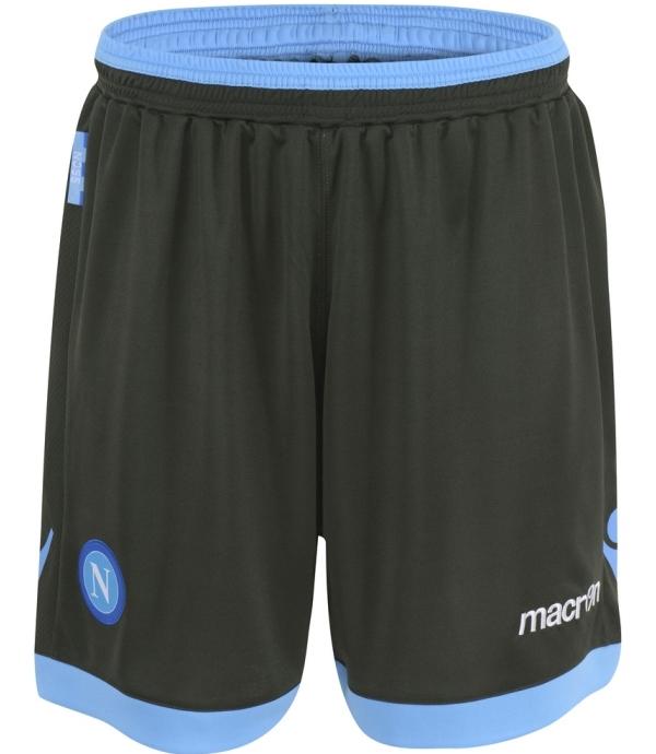 Napoli Camo Shorts
