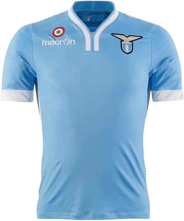 New Lazio Home Kit 13 14